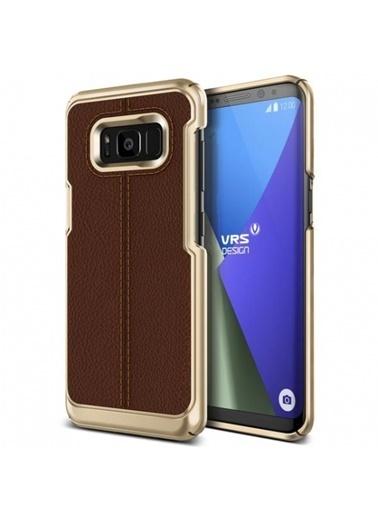 Galaxy S8 Simpli Mod Kılıf Brown-Verus